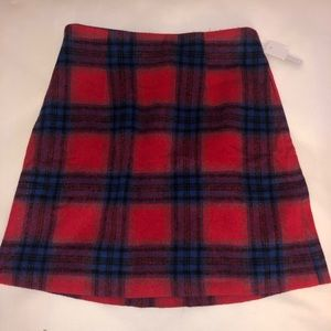 PLAID SKIRT ❤️💞🌈💓💗🥰